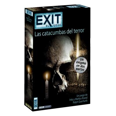 Exit - Las catacumbas del terror (doble)