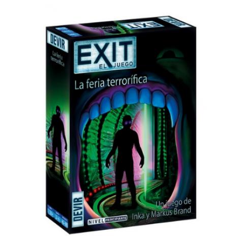 Exit: La Feria Terrorífica