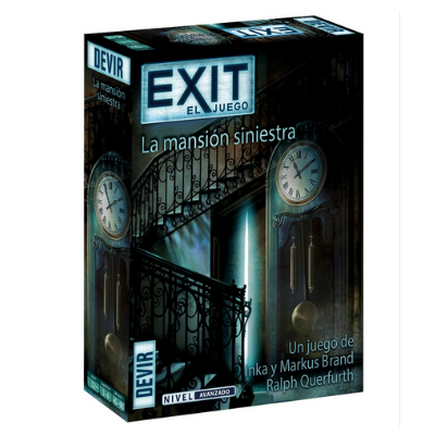 Exit: La Mansión Siniestra