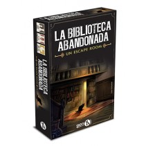 La biblioteca abandonada