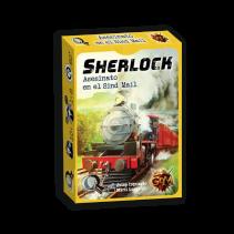 Sherlock Q system: Asesinato en el Sind  Mail
