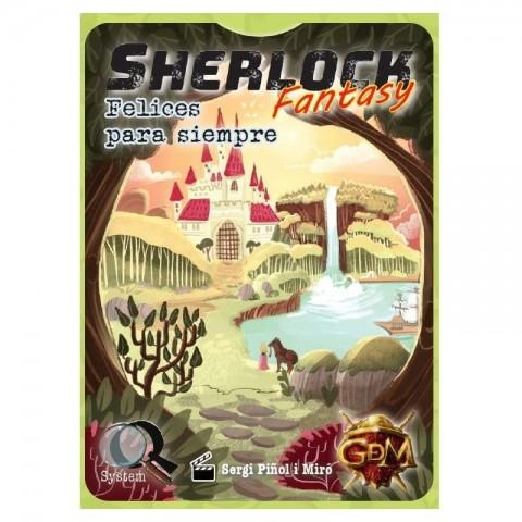 Sherlock Q system Fantasy: Felices Para Siempre
