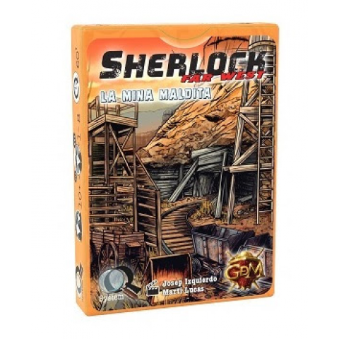 Sherlock Q system Far West: Disparos al amanecer