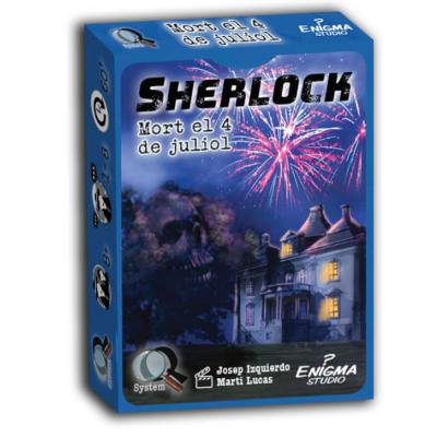 Sherlock Q system: Mort el 4 de juliol