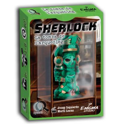 Sherlock Q System: La tomba de l'arqueòleg