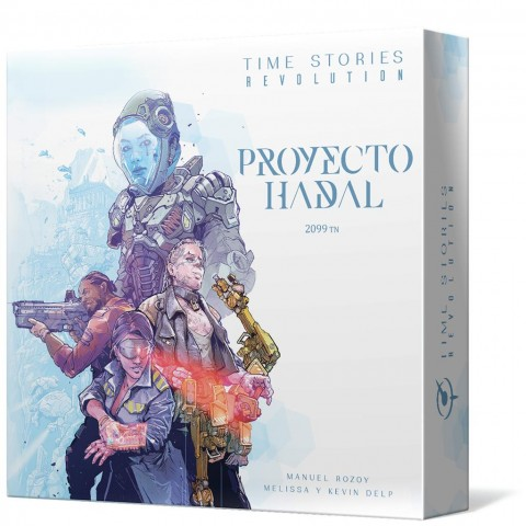 T.I.M.E. Stories Revolution: Proyecto Hadal