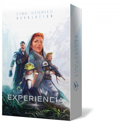 T.I.M.E. Stories Revolution: Experience