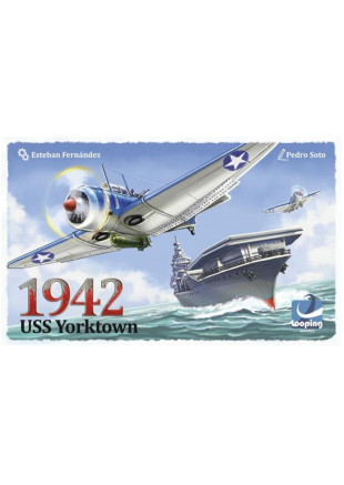1942: USS Yorktown