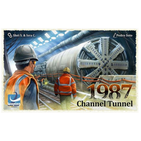 1987: Channel Tunnel