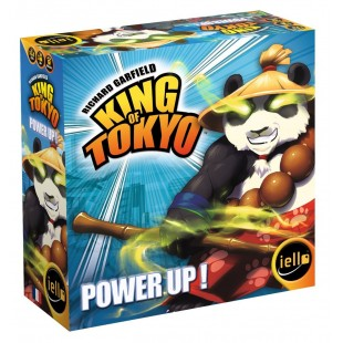 King of Tokyo: Power Up (Español)