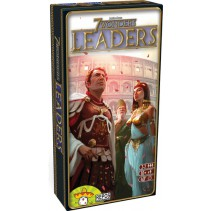 7 Wonders: Leaders (edición original)