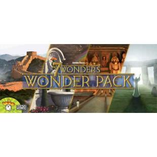 7 Wonders: Wonder Pack (Español)
