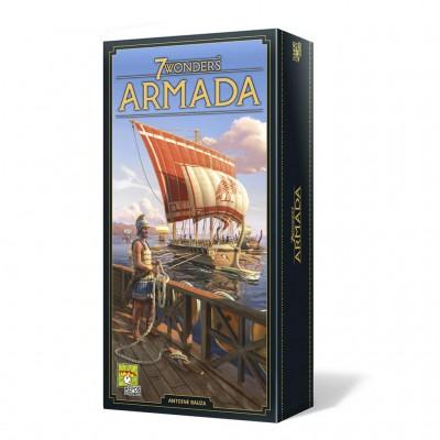 7 Wonders: Armada (edición 2020)