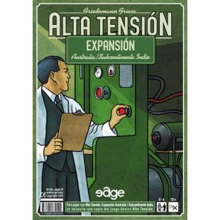 Alta Tensión: Exp. Australia y Subcontinente Indio