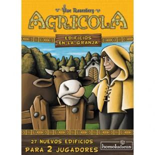 Agricola: Edificios en la Granja