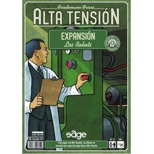 Alta Tensión: Los Robots