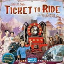 Aventureros al Tren: Asia