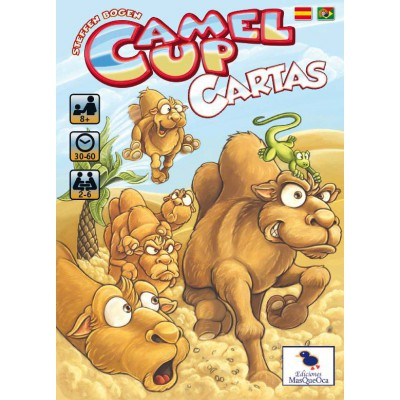 Camel Up de cartas