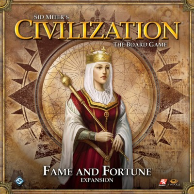 Civilization Fama y Fortuna Expansion