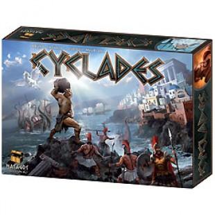 Cyclades (Inglés)