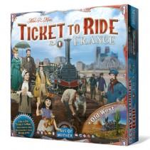 ¡Aventureros al Tren! Francia (+ El Viejo Oeste)