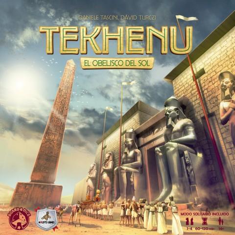 Tekhenu: El obelisco del sol