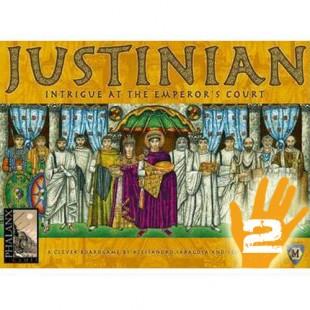 Justinian [Segunda mano]