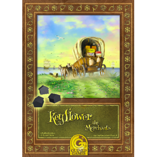 Keyflower: The Merchants. Quined's Master Print