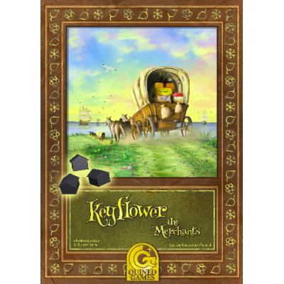 Keyflower: The Merchants. Quined's Master Print