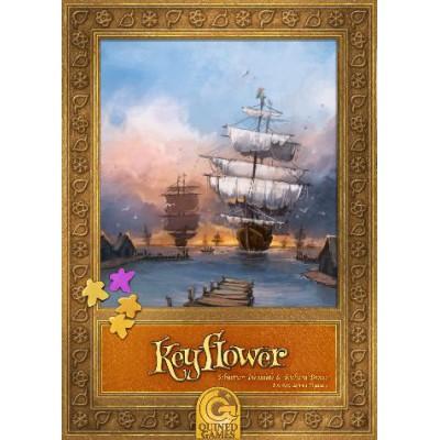 Keyflower. Quined's Master Print