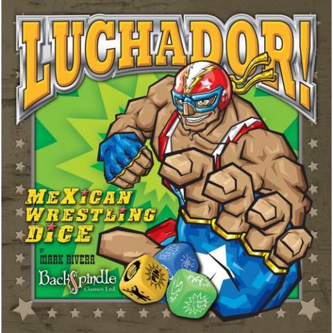 Luchador! Segunda Edición