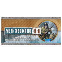 Memoir 44: Tablero de Invierno y Desierto
