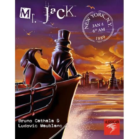 Mr. Jack en Nueva York