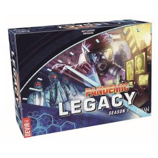 Pandemic Legacy - Azul (Español)
