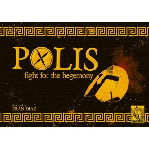 Polis: Lucha por la Hegemonía 2ª Edición (Inglés)
