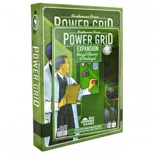 Power Grid Brazil/Iberia