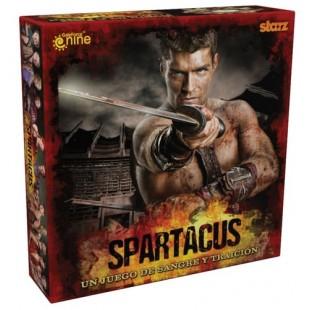 Spartacus: Juego de Tablero