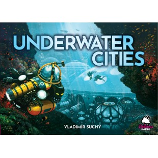 Underwarter Cities