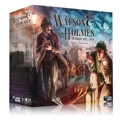 Watson y Holmes (Español)