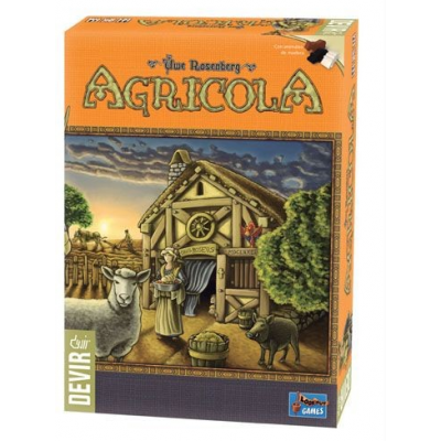 Agrícola (Edición 2016)