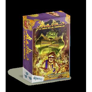 Aladin y la cueva de las maravillas