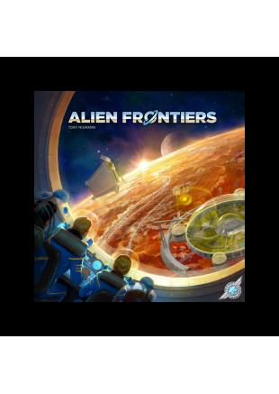 Alien Frontiers 5th Edition (Inglés)