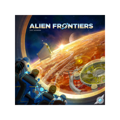 Alien Frontiers 5th Edition (Inglés)