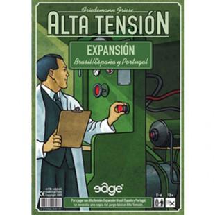 Alta Tensión: Exp. España y Portugal-Brasil