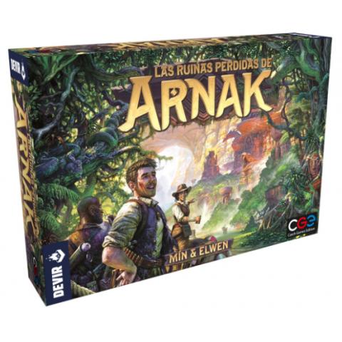 Las Ruinas Perdidas de Arnak