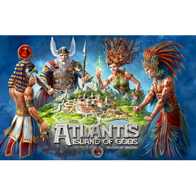 "Atlantis ""Island of gods"""