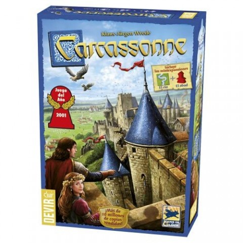 Carcassonne Edición 2015