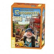 Carcassonne: la Abadía y el Alcalde (Nueva edición)