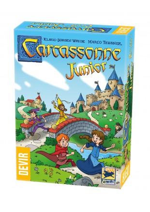 Carcassonne Junior (Nueva edición)