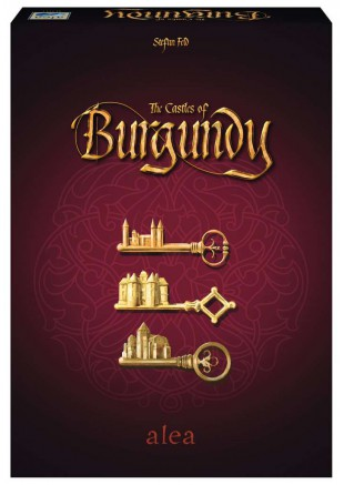 Castles of Burgundy (castellano)